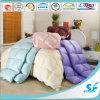 El algodón 100% Microfiber abajo acolcha /Bedding fijado borda el consolador