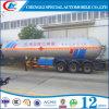 ASME Kwaliteit 3 de Tanker van LPG van de As 25t voor Verkoop