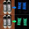 Corde de chaussure rougeoyante du nylon 20 LED de charme