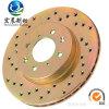 Rotor plein ISO9001 de freins à disque d'OEM