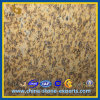 Kitchen Top/BathroomのためのトラSkin Yellow Granite Floor Tile