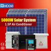 Système de d'éclairage solaire de mini projet de Moge 5kw