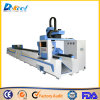 MetallTube Cutting Machine Fiber Laser 1200W Steel Pipe 6000mm*Dia200mm