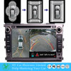4CH Mdvr Mini 4 Camera Vehicle Seamless Display System DVR