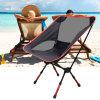 Wagen Terrasse Strand-Bett-leichter kampierender Stuhl