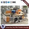 Tableau en travers de bureau de personnel de poste de travail de forme (HX-MT5033)