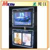 Acrílico Picture Frame Fabricante Luz de imagen LED