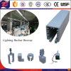 PVC fuente de alimentación móvil de iluminación de la carretilla electroducto