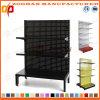Mensola personalizzata della scaffalatura della visualizzazione di parete del ferro di vendita al dettaglio del supermercato (Zhs574)