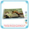Catálogos de papel de la impresión del catálogo que hacen publicidad del catálogo