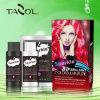 Tintura de cabelo colorida da faísca 3D de Tazolo com romã