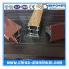 Fournisseur en aluminium de profil d'extrusion de matériau de construction d'OEM de peinture en aluminium de couleur