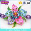 Qualitäthandgemachte leuchtende Rhinestone-Blumen-Brosche