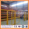 Seguridad del almacén que cerca la jaula de la partición del taller del acoplamiento de alambre de la puerta del acoplamiento de alambre