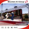 Nieuwe LEIDENE van de Kleur van de ONDERDOMPELING van het Afgietsel van de Matrijs OpenluchtP6 Volledige Raad