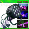 Luces al aire libre de la iluminación LED de la etapa del LED 4in1