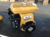 Motor de gasolina del petirrojo Ey20 5.0HP