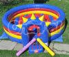 Игра бой нового прибытия раздувная, взаимодействующее Inflatables резвится CS001
