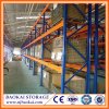 4 Tiers Powder Coated Blue and Orange Rack Pallet Rack for Cargo Storage