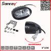 4 lumière de travail du véhicule LED de génie minier du CREE LED de pouce 10W