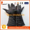 Zwarte Antistatische Katoenen Handschoen (DCH243)