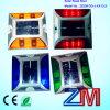 Espárrago solar vendedor caliente del camino del LED/etiqueta de plástico solar del camino