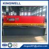 QC12y-6X3200 de Hydraulische Scherende Machine van het Metaal van het Blad