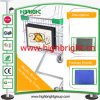 Easy en plastique Install Advertizing Frame pour Supermarket Shopping Cart