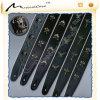 Cintas de couro feitas sob encomenda da guitarra de Musicalcase