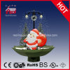 Papai Noel bonito Toy Decorative Christmas Gifts com Snow