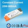 25W 900mAのCB SAAが付いている一定した流れLEDの電源