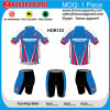 Honorapparel Top Quality Sublimation Custom Cycling Wear e Shorts