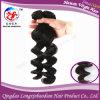 100% соткать человеческих волос волны волос девственницы Remy свободных (HLWM-A195)