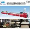 Pp.-PET-PVC WPC Wood Plastic Profile Extrusion Machine für Making WPC Fence, Wall Panel