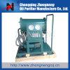 Planta modelo da desidratação do óleo lubrificante da Coalescência-Separação de Tyb/purificador Fuel Oil