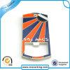 Insigne nommé réutilisable magnétique en plastique spécial de bande de Pin du football