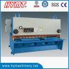 Machine de découpage du plat QC12Y-20X3200 en acier/machine de cisaillement hydraulique