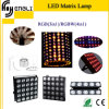 10W diodo emissor de luz Matrix Wash Light (HL-022)
