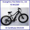 タイヤ500Wの機械化の自転車のSandbeachの脂肪質のバイク