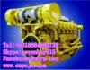 A12V190zlc Reeks 3000 Mariene Dieselmotoren (810~1200KW)