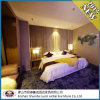 Procès en bois moderne de chambre à coucher de meubles d'hôtel