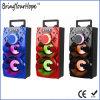 Altoparlante esterno portatile di legno di Bluetooth con SD/USB/FM/Karaoke (XH-PS-717)