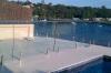 현대 디자인 Frameless 수영장 담을%s 유리제 방책 마개