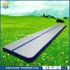 Gymnastique gonflable matérielle de piste d'air de panneaux d'eau du point de baisse (DWF)