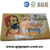 Carta da sigarette non rivestita della pasta di cellulosa per spostare