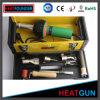 Промышленный горячий сварочный аппарат PVC воздушного пульверизатора в штоке