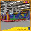 子供(AQ14187)のための多彩で膨脹可能な障害物コースの運動場