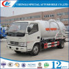 Dongfeng 4*2の真空の吸引のトラック