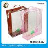 De goedkope Afgedrukte Hitte van de Ontwerper Douane - de Kosmetische Zak van pvc van de Plastic Zak Tc14055 van de verbinding