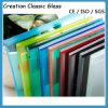 유리제 외벽을%s 색깔 박판으로 만들어진 유리